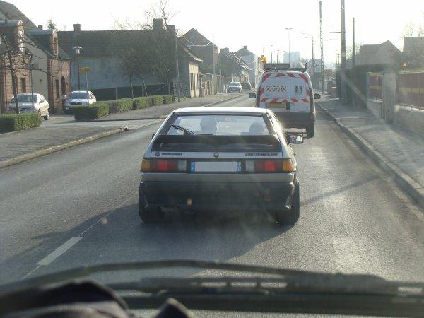 Volkswagen Scirocco 1981