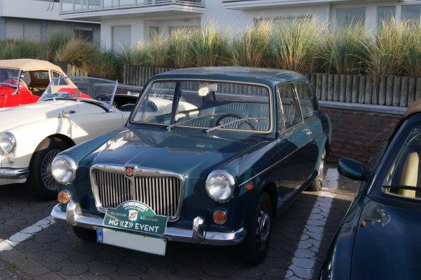 MG 1100 MK II 1967