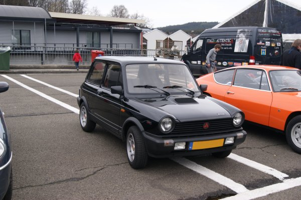 Autobianchi A112 Abarth 1984