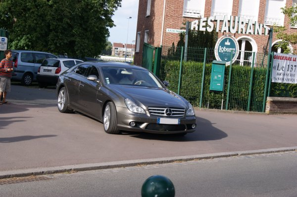Mercedes CLS W219 55 AMG 2004
