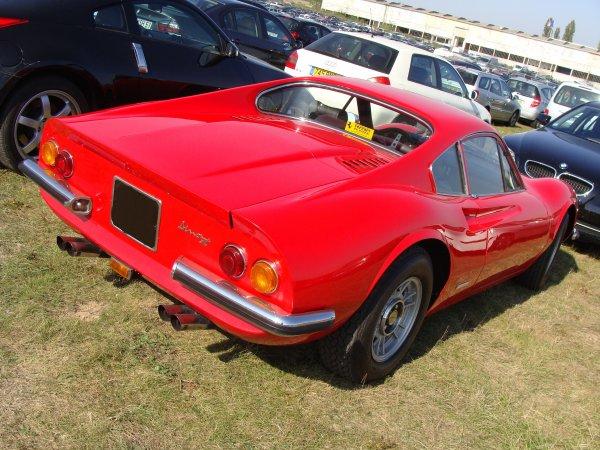 Ferrari Dino 246 GT Tipo M 1970