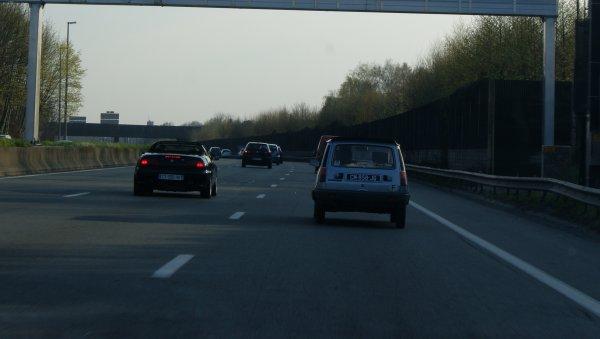 MG F / Renault 5 TL