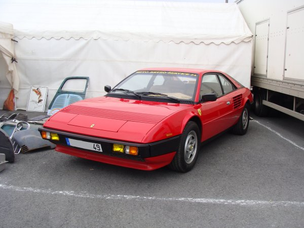 Ferrari Mondial 4 1980
