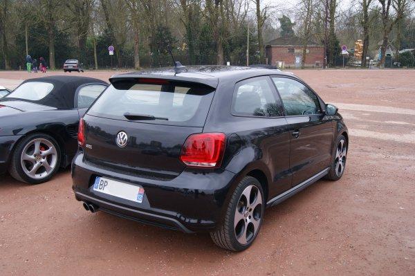 Volkswagen Polo GTI 2009