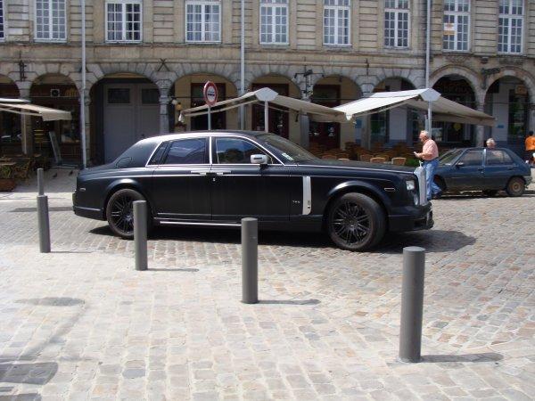 Rolls Royce Phantom Mansory Conquistador
