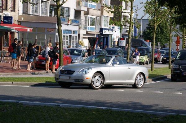 Lexus SC 430 2001