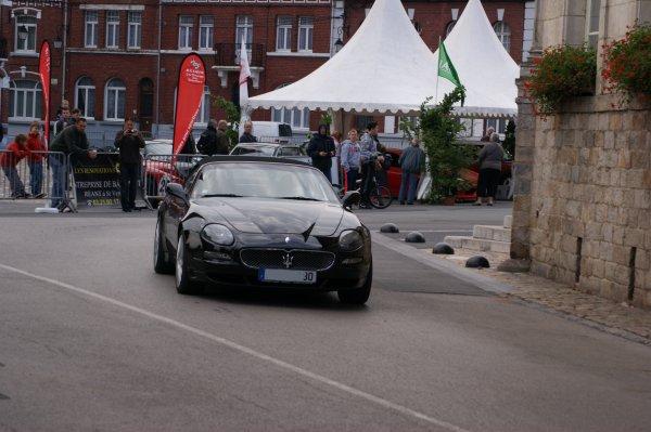 Maserati Spyder 2002