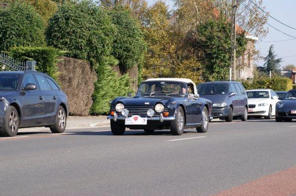 Triumph TR 250 1967