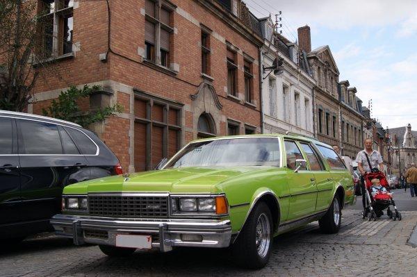 Chevrolet Caprice Estate 1978