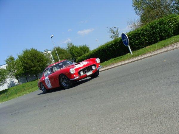 Ferrari 250 GT Berlinette 1960