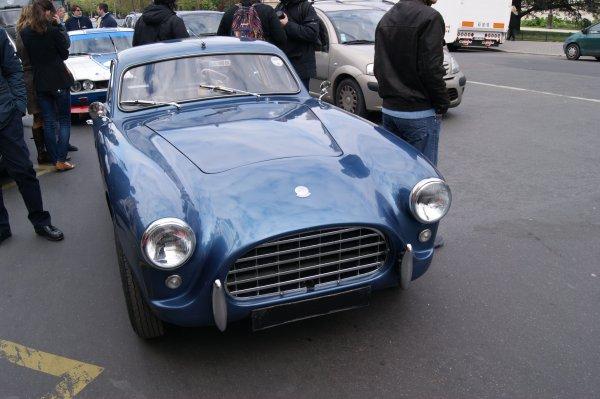 AC Aceca Bristol 1955