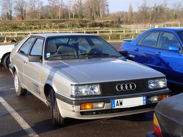 Audi Coupe GT 1984