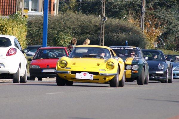 Ferrari Dino 246 GT Tipo E 1971