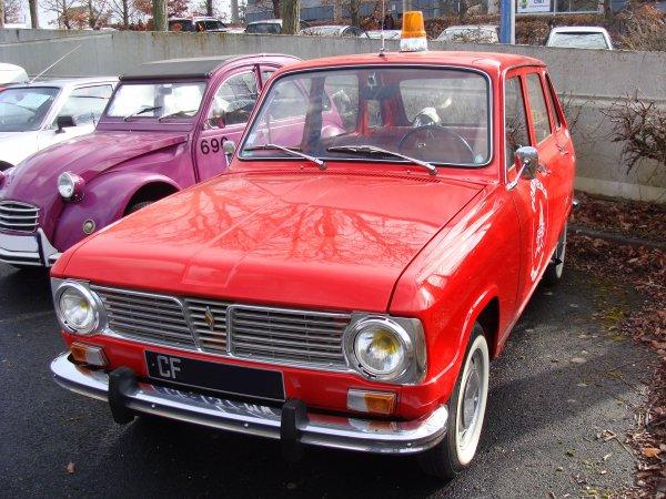 Renault 6 L 1971