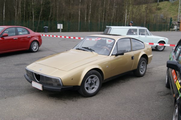 Alfa Romeo Junior Zagato 1600 1972