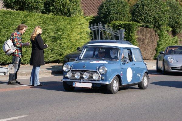 Austin Mini Cooper MK II 1967
