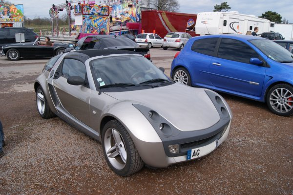 Smart Roadster Coupe 2002