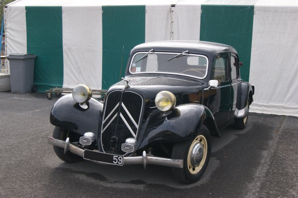 Citroën Traction 11B 1937