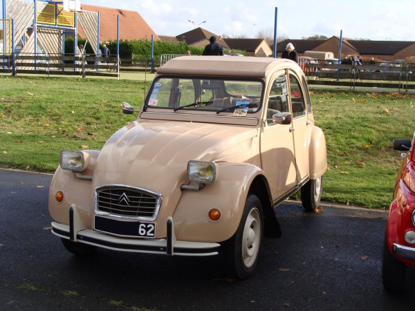 Citroën 2 CV 6 Club 1979