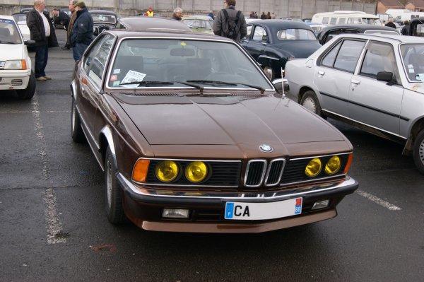 BMW Série 6 E24 1982
