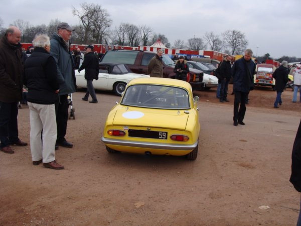 Lotus Elan S3 1965