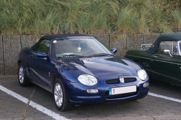 MG F 1999