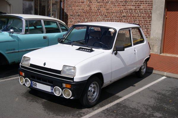 Renault 5 TL 1983