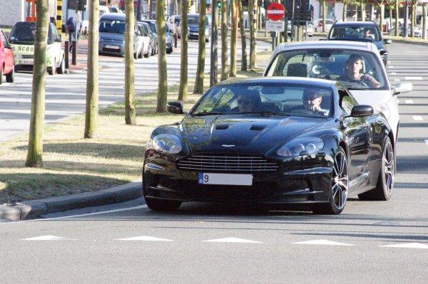 Aston Martin DBS Carbon Black Edition 2009