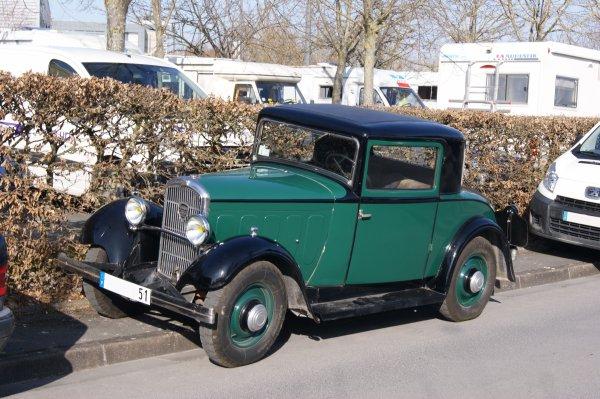 Peugeot 201 B 1933
