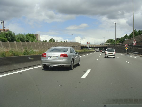 Audi S8 D3 2005