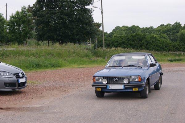 Opel Ascona B 1975