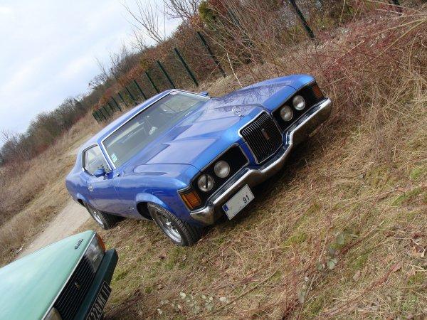 Mercury Cougar 1972