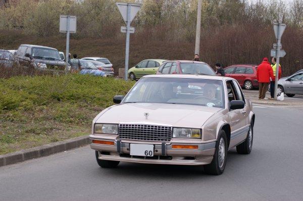 Cadillac Eldorado 1989