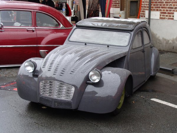 Citroën 2 CV Hot Rod