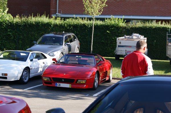 Ferrari 348 TS 1989