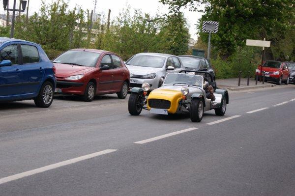 Caterham Roadsport SV