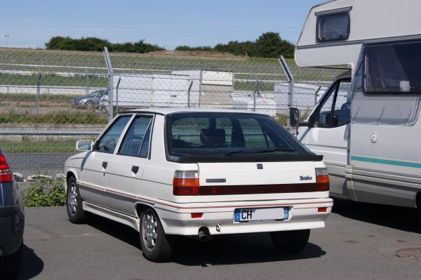 Renault 11 Turbo 1986
