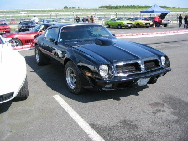 Pontiac Trans Am 1975