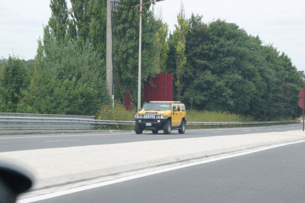 Hummer H2 2002