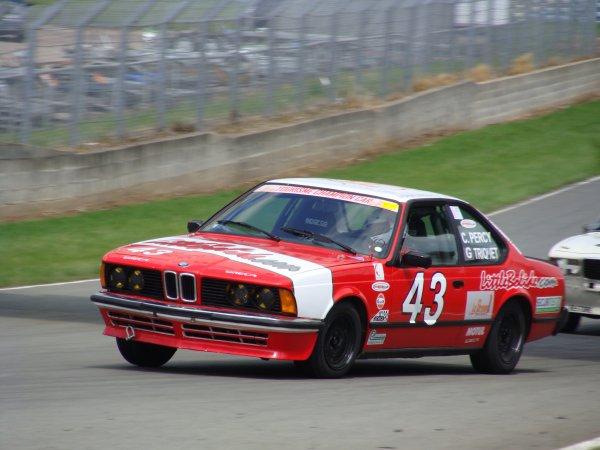 BMW Série 6 E24 1978