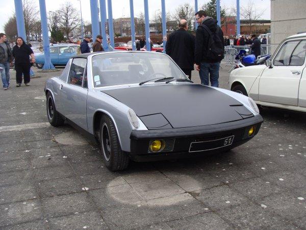 Porsche 914-4 1969