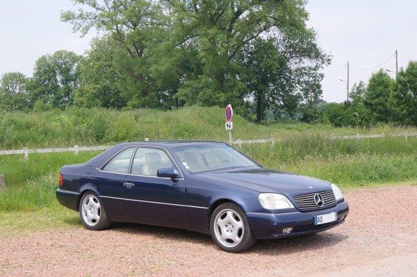 Mercedes CL C140 1992