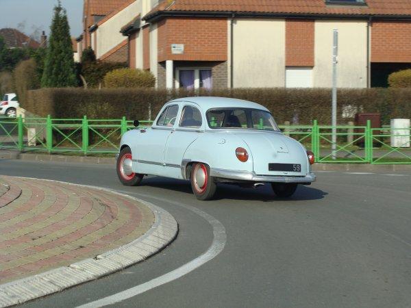 Panhard Dyna Z 1958