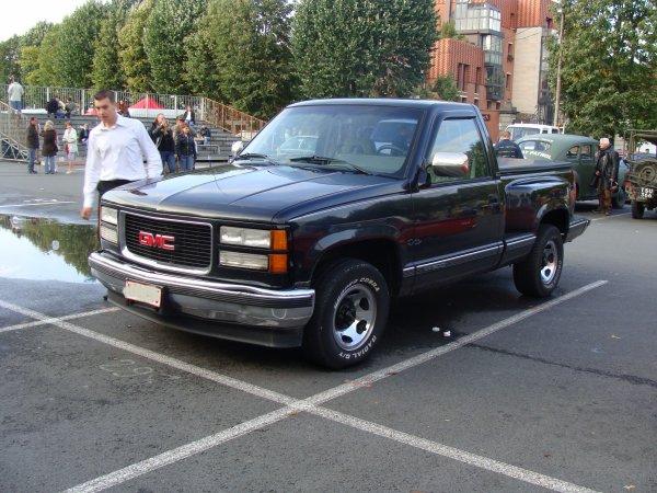 GMC Sierra 1990