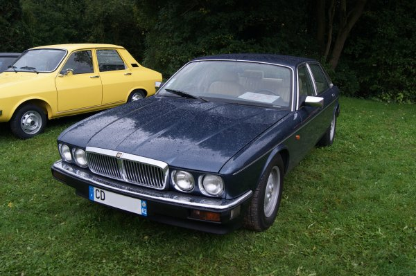 Jaguar Sovereign XJ 40 1986