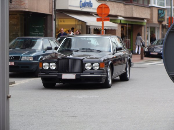 Bentley Turbo R 1985
