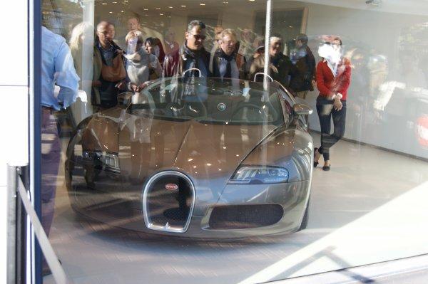 Bugatti Veyron Grand Sport 2008