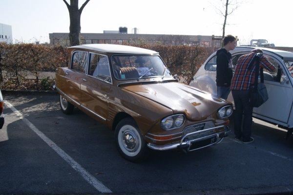 Citroën Ami 6 Club 1968