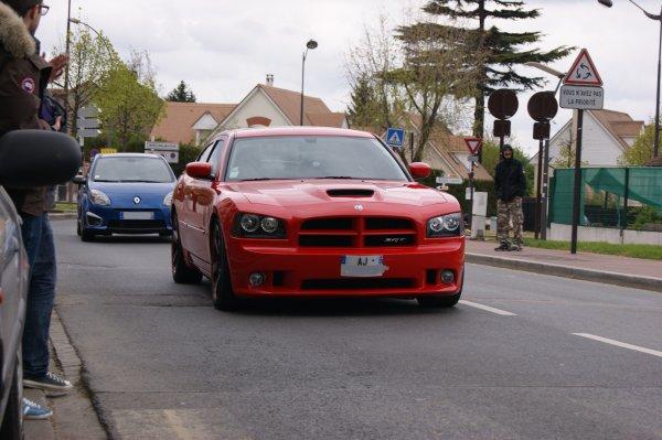 Dodge Charger SRT 2005