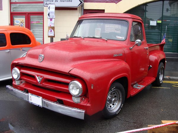 Ford F 100 1954
